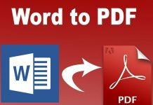 best online tool to convert word document to PDF