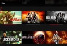 netflix continue watching list