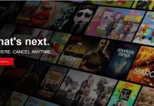 Sign in to netflix nigeria website