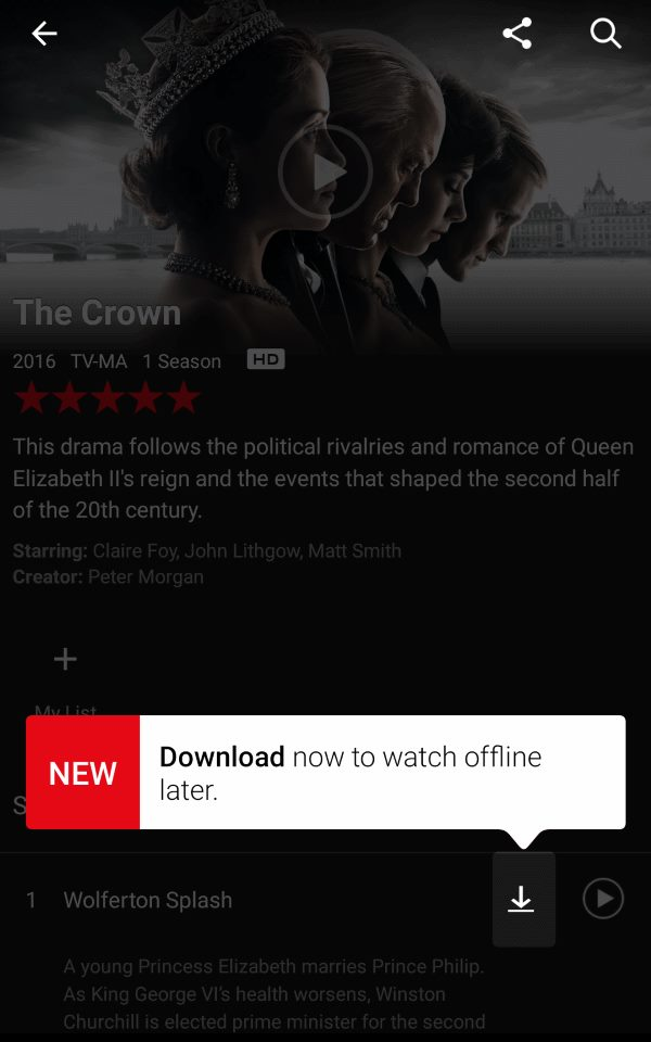 download tv shows and movies on netflix