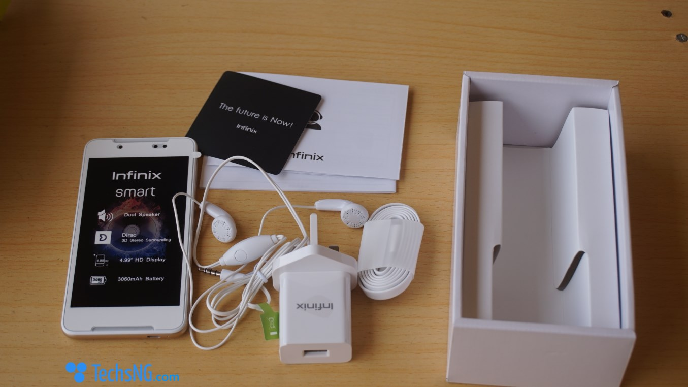 Infinix Smart (X5010) Unboxing + First Impressions and Specifications