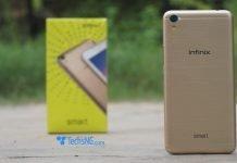 Infinix Smart (X5010) unboxing