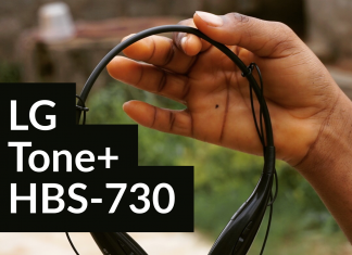 LG Tone+ HBS-730 unboxing + review