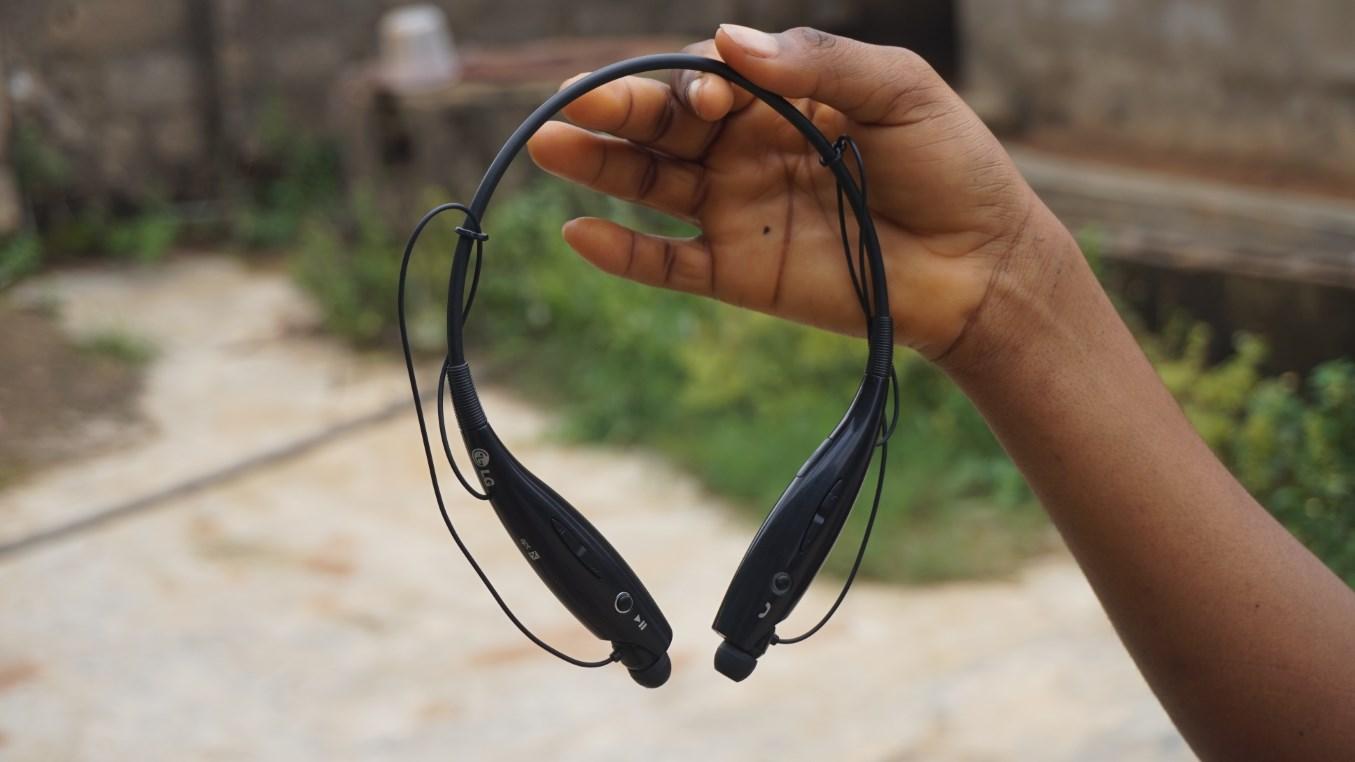 LG Tone+ HBS-730 headset