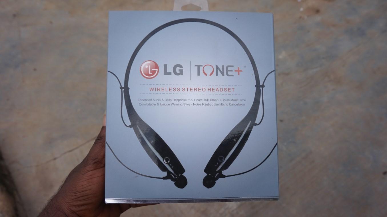 LG Tone+ HBS-730 unboxing