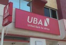 uba mobile money transfer code