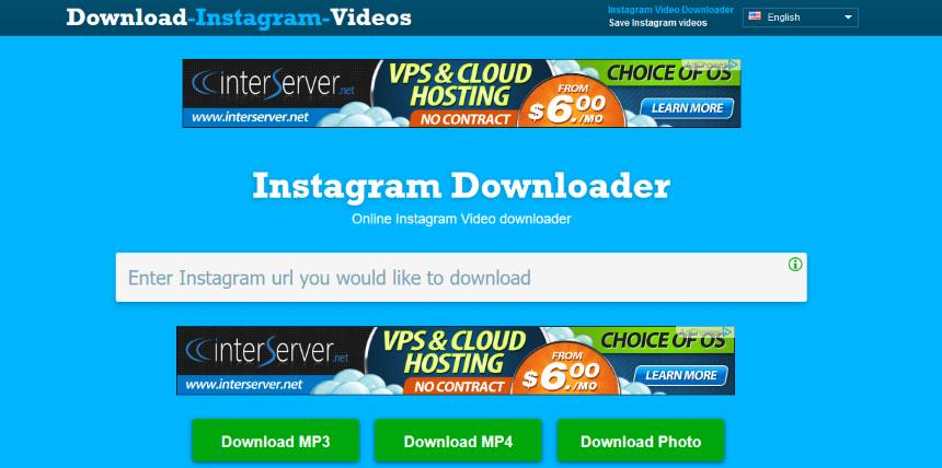 Download Instagram Videos and Pictures