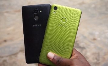 Infinix HOT 4 and HOT 5 design