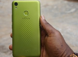 Infinix HOT 5 unboxing + quick hands-on review