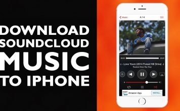 how to Download music from Souncloud to iPhone
