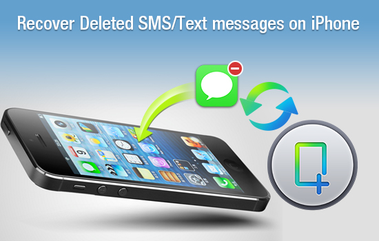 deleted sms iphone