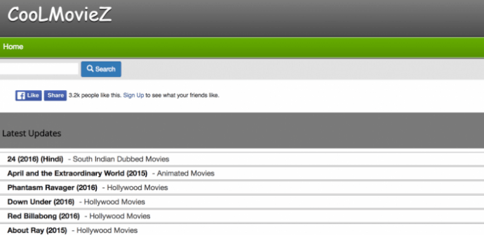 mycoolmoviez as an alternative to fzmovies