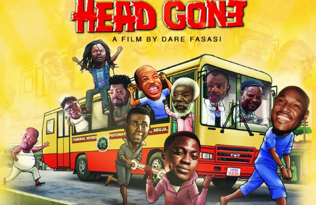 head gone Nigerian movie