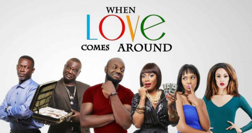 when love comes around african movie to watch on netflix