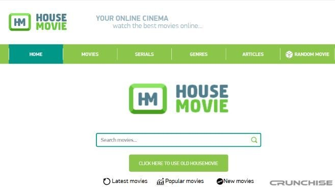 housemovie.to stream movie online without sign up in 2018
