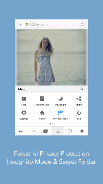 mercury android browser for fast downloads