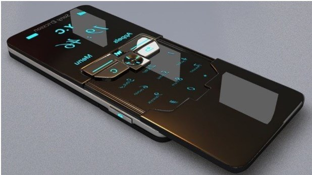 Unusual Mobile Phones Which Your Girlfriend Will Definitely Like