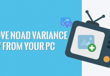 How to remove Noad variance TV Adware Virus from computer